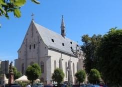 Haßfurt, Ritterkapelle