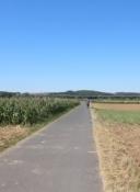 Radweg bei Gädheim