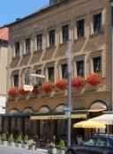 Schweinfurt, Café am Marktplatz