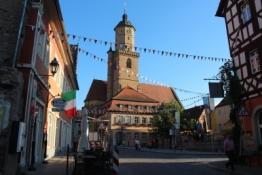 Volkach, Stadtkirche