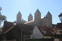 Kirche der Abtei Münsterschwarzach