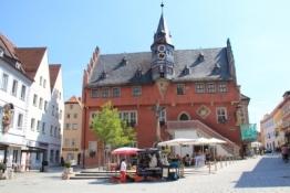Ochsenfurt, Neues Rathaus