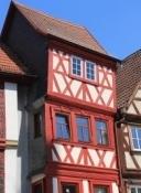Ochsenfurt, Fachwerkdetail