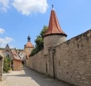 Sommerhausen, An der Stadtmauer