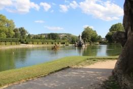 Veitshöchheim, Im Rokoko-Park