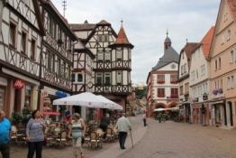 Lohr, Marktplatz