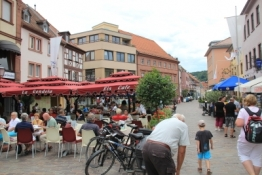 Marktheidenfeld, Markplatz