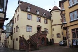 Wertheim, Altes Rathaus