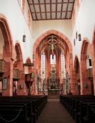 Wertheim, in der Stiftskirche