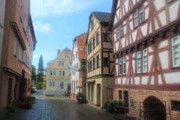Klingenberg, Lindenstaße
