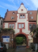 Klingenberg, Torhaus des Stadtschlosses