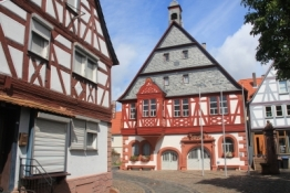 Wörth, Altes Rathaus