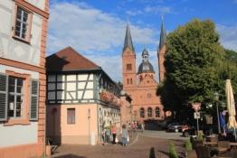Seligenstadt, Einhard-Basilika St. Marcellinus und Petrus