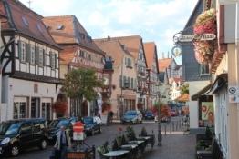 Seligenstadt, Aschaffenburger Straße