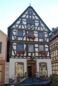 Seligenstadt, Haus am Marktplatz