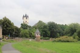 Steinheim, Bergfried des Schlosses