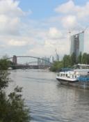 Frankfurt, neues EZB-Gebäude