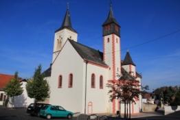 Pfalzkirche in Unter-Ingelheim