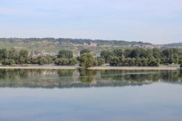 Rhein bei Ingelheim-Nord