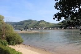 Rheintal unterhalb Bingen