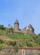 Burg Stahleck bei Bacharach