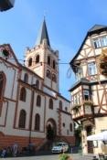 Bacharach, Stadtkirche St. Peter