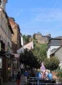 Burg und Festung Rheinfels über St. Goar