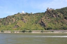 Burg Liebenstein und Burg Sterrenberg bei Bad Salzig