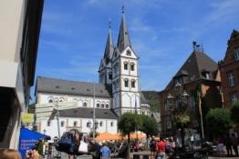 Boppard, Marktplatz
