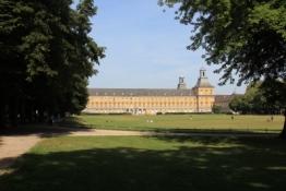 Kurfürstliches Schloss vom Hofgarten