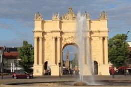 Potsdam Brandenburger Tor