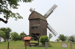 Windmühle in Werder
