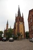 Kirche in Werder