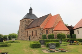 Feldsteinkirche in Bergholz