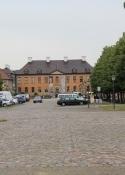 Schloss Oranienbaum vom Markt