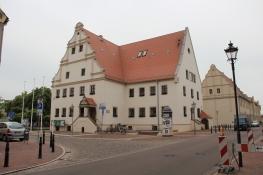 Rathaus in Aken