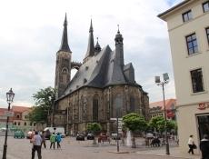 Stadtkirche in Köthen