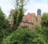 Schloss in Köthen