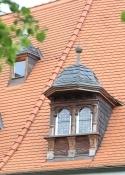 Schloss Hohenerxleben Dachdetail