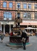 Wernigerode Marktbrunnen
