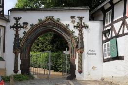 Goslar Klosterpforte Frankenberg