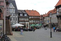 Bad Gandersheim - Am Rathaus
