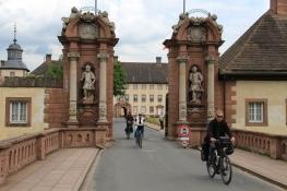 Schloss Corvey Portal