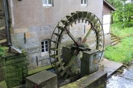 Delkenmühle am Ölbach bei Varensell