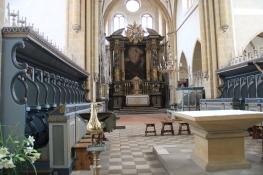 Ehemalige Klosterkirche Marienfeld