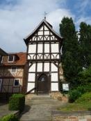 Wagenfurth, Fachwerkkirche