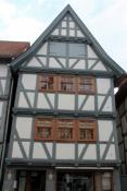 Melsungen, Fachwerkhäuser der Altstadt