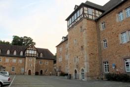 Melsungen, Landgrafenschloss
