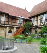Kloster Haydau, Klosterinnenhof