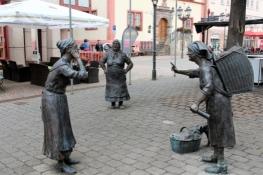 Rotenburg, ʺMarktfrauenʺ